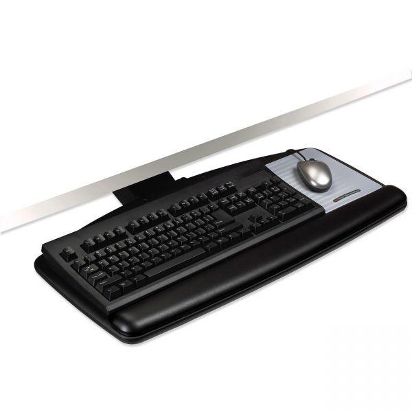 3M Standard Platform Adjustable Keyboard Tray