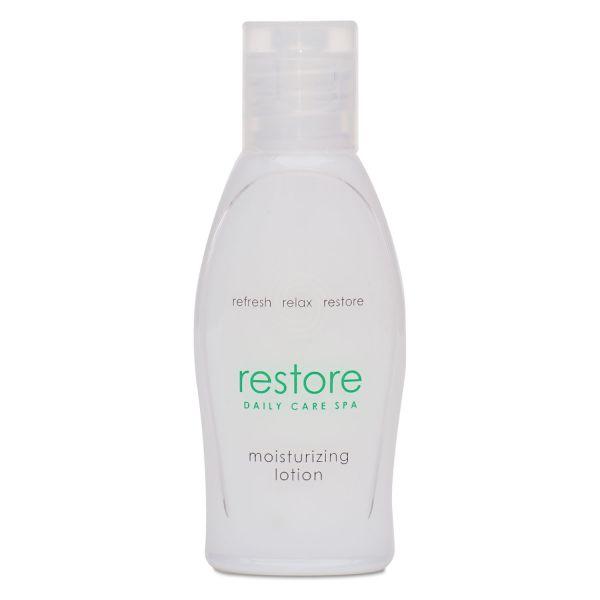 VVF Restore Hand & Body Lotion, Aloe Scent, 1 oz Bottle, 288/Carton