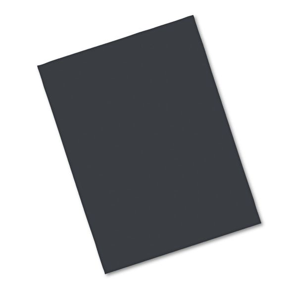 Pacon Black Construction Paper