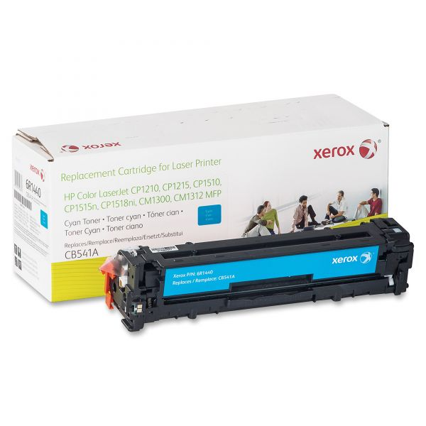 Xerox Remanufactured HP CB541A Cyan Toner Cartridge