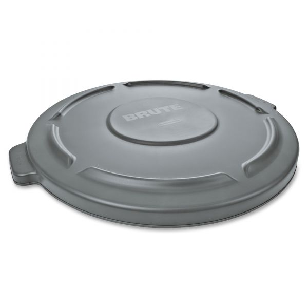 Rubbermaid Self-Draining Round Lid