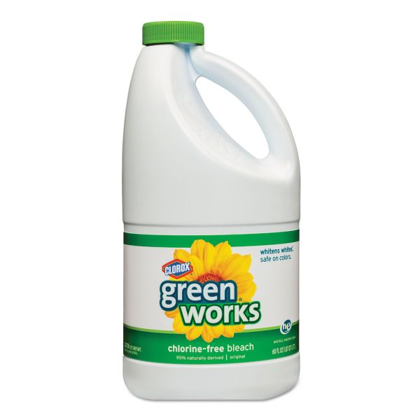 Green Works Natural Chlorine-Free Liquid Bleach