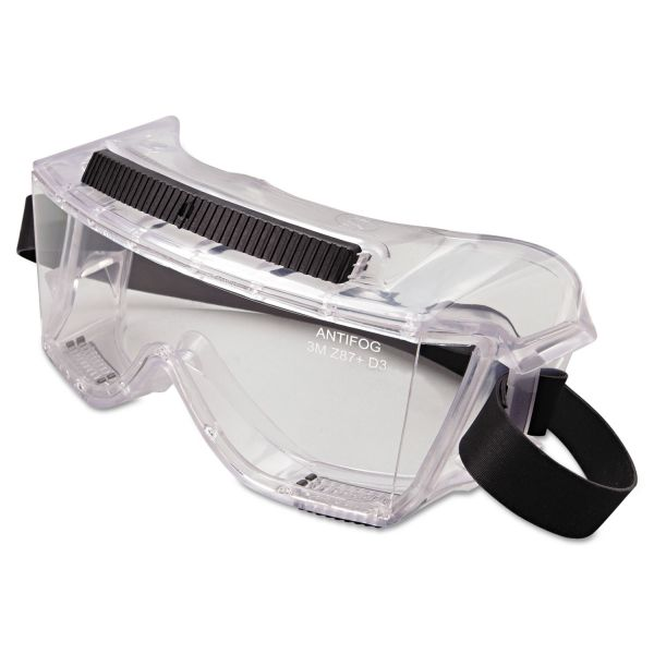 3M Centurion Chemical Splash Goggles