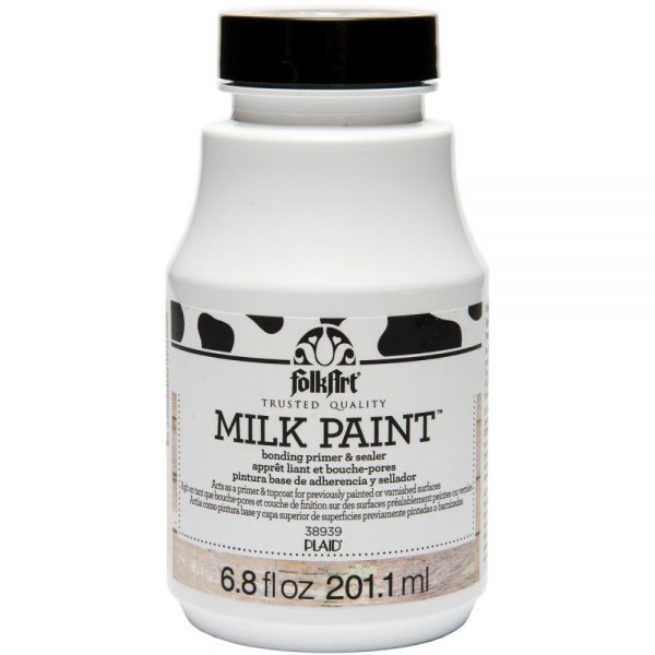 FolkArt Milk Paint Primer & Sealer