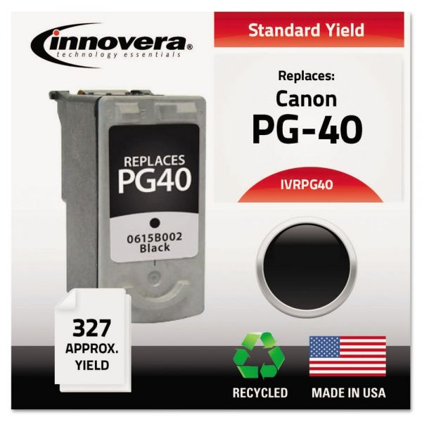 Innovera Remanufactured Canon PG-40 Ink Cartridge