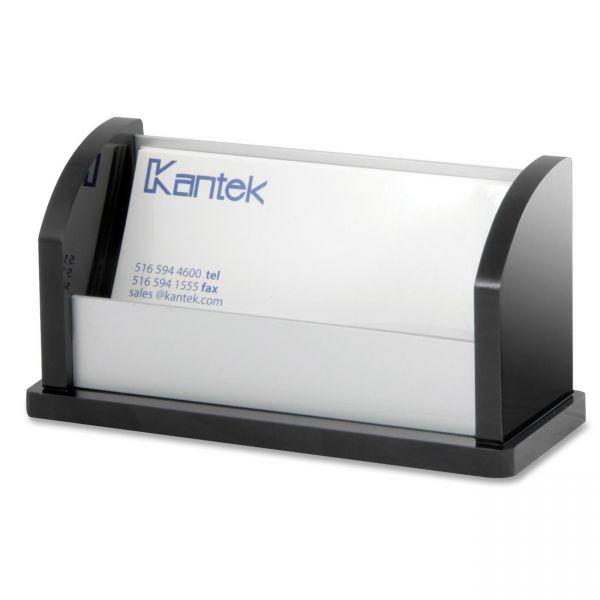Kantek Business Card Holder