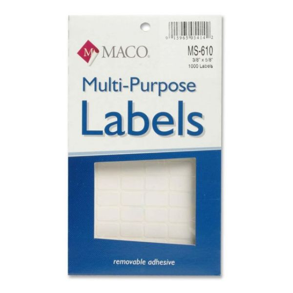 Maco MultiPurpose Labels