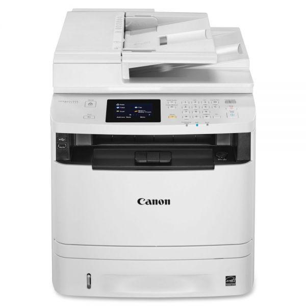 Canon imageCLASS MF414dw Laser Multifunction Printer - Monochrome - Plain Paper Print - Desktop