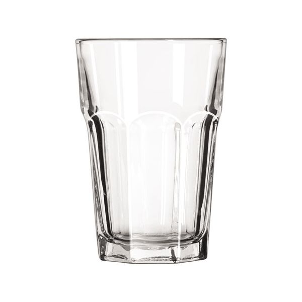 Libbey Gibraltar 14 oz Glass Tumblers