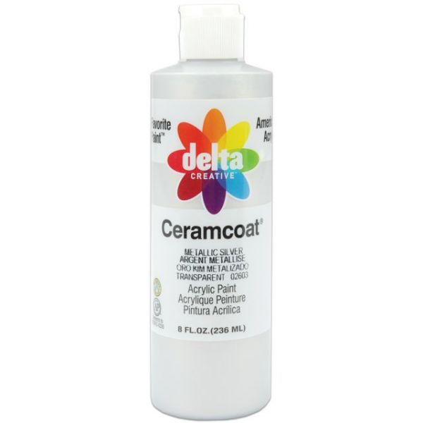Ceramcoat Metallic Acrylic Paint