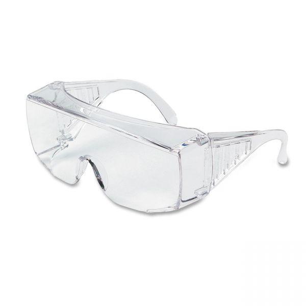 MCR Safety 9800 Spec Yukon Clear Eyewear