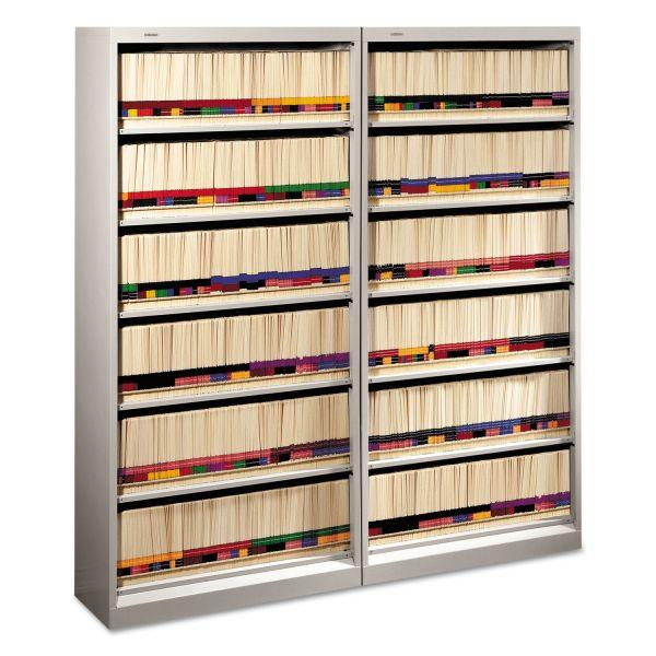 HON 600 Series Shelf Open File Cabinet