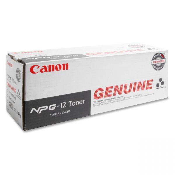 Canon Black Toner Bottle