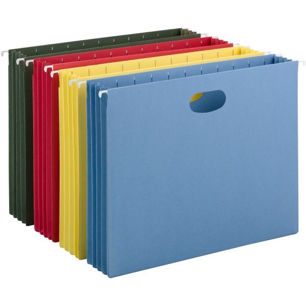 Smead 64290 Assortment Hanging File Pockets