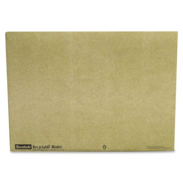 Scotch Recyclable #5 Padded Mailers