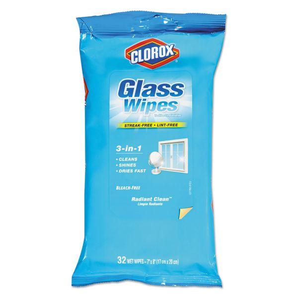 Clorox Glass Wipes