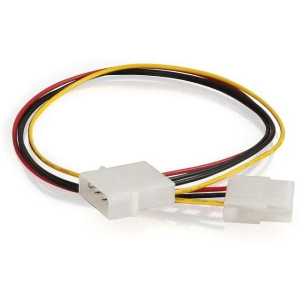 C2G 14in Internal Power Extension Cable for 5-1/4in Connector