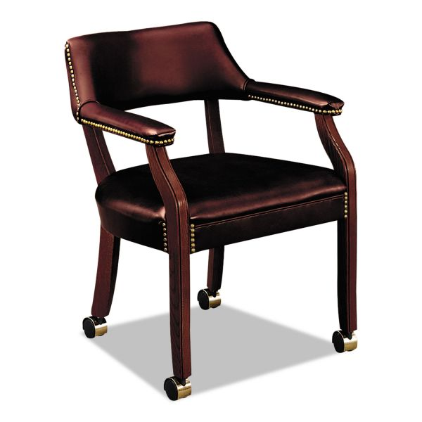 HON 6551 Series Guest Chair with Casters