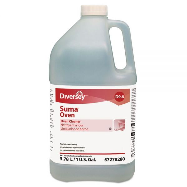 Diversey Suma Oven D9.6 Oven Cleaner
