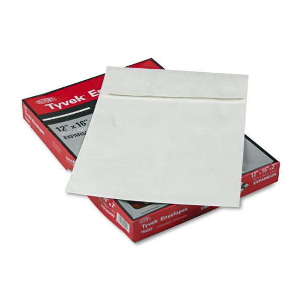 "Quality Park 12"" x 16"" Tyvek Envelopes"