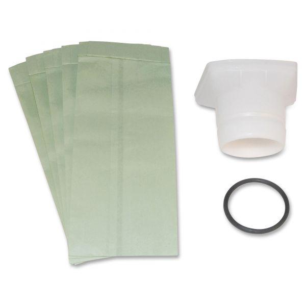 Hoover Commercial Bag Adapter Kit, White/Black