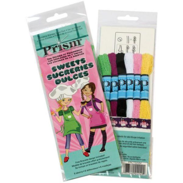 Prism Six-Strand Mini Floss Packs