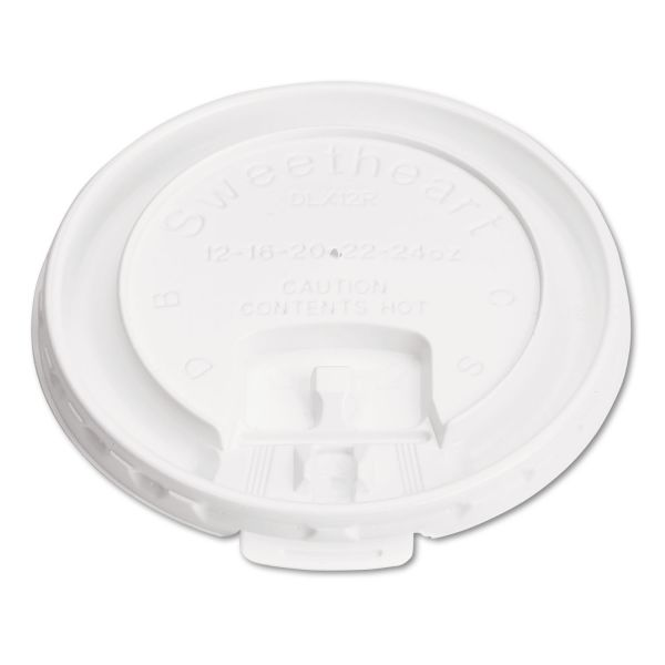 SOLO Liftback & Lock Tab Coffee Cup Lids