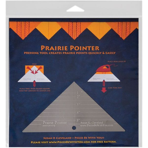 Prairie Pointer Pressing Tool