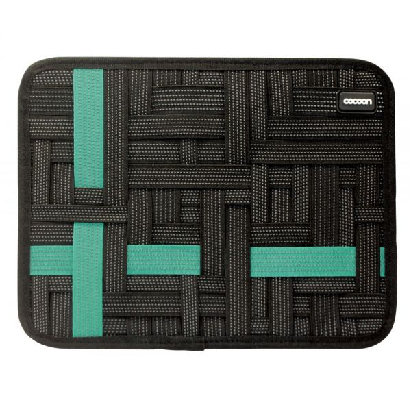 "Cocoon GRID-IT! Carrying Case for 11"" Tablet - Black"