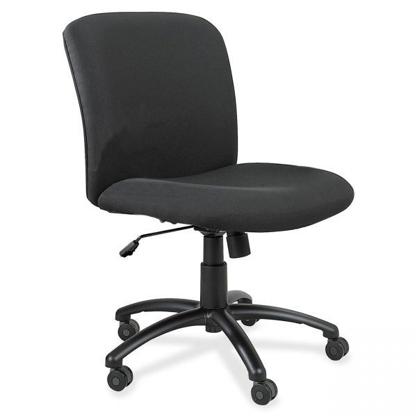 Safco Big And Tall Executive Mid-Back Office Chair