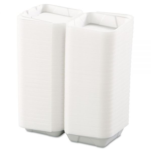 Boardwalk Takeout Foam Clamshell Food Containers