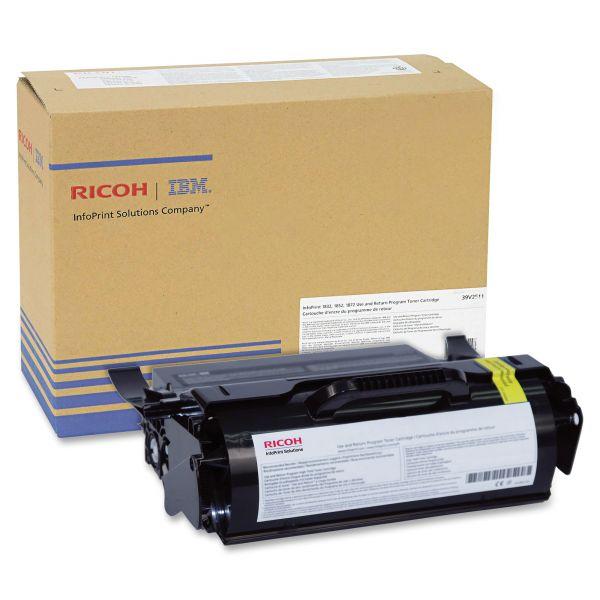 InfoPrint Solutions 39V2511 Black Toner Cartridge