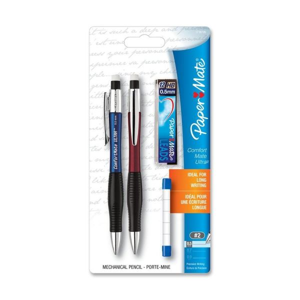 Paper Mate ComfortMate Ultra 0.5 Mechanical Pencils
