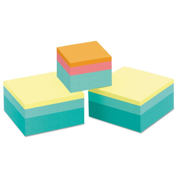 "Post-it 3"" x 3"" Adhesive Note Cubes"