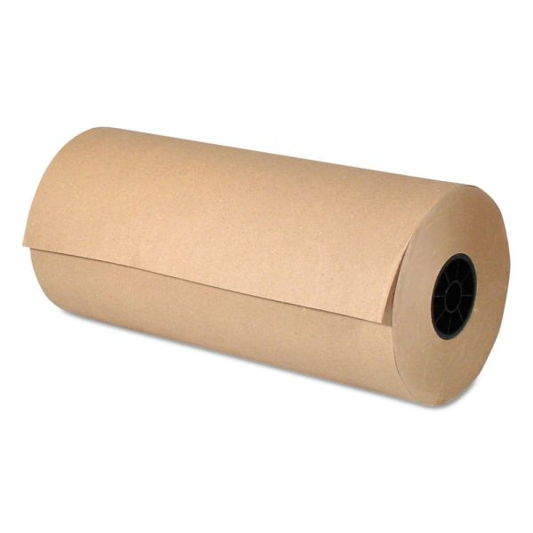 Boardwalk Kraft Paper, 30 in x 874 ft, Brown