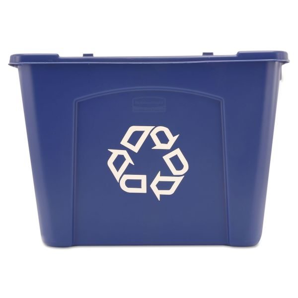 Rubbermaid 14-gallon Recycling Box