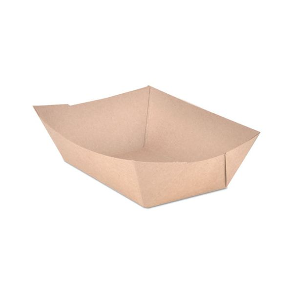 SCT 3 lb Paper Food Trays
