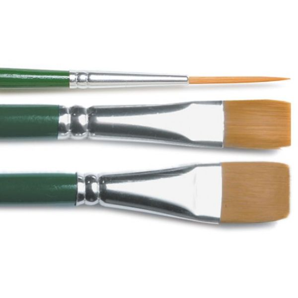 One Stroke Brush Set