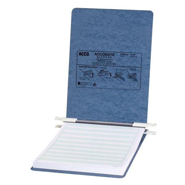 "Acco 8 1/2"" x 11"" Hanging Data Binder"