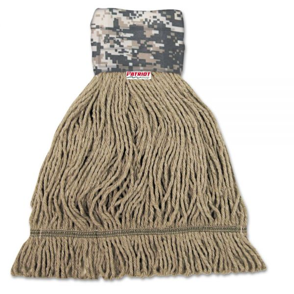 UNISAN Patriot Wide Band Mop Heads