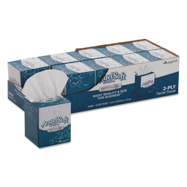 Angel Soft ps Ultra 2-Ply Facial Tissues