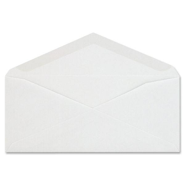 White Wove Commercial Envelopes