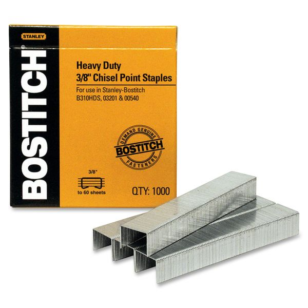 "Stanley-Bostitch 3/8"" Staples"