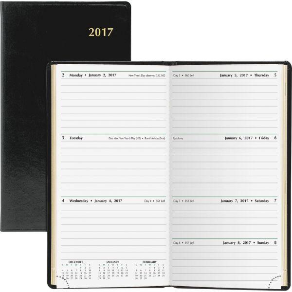 Day-Timer Slim Weekly Planner