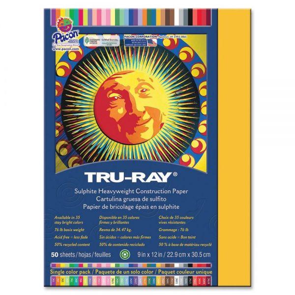 Tru-Ray Construction Paper