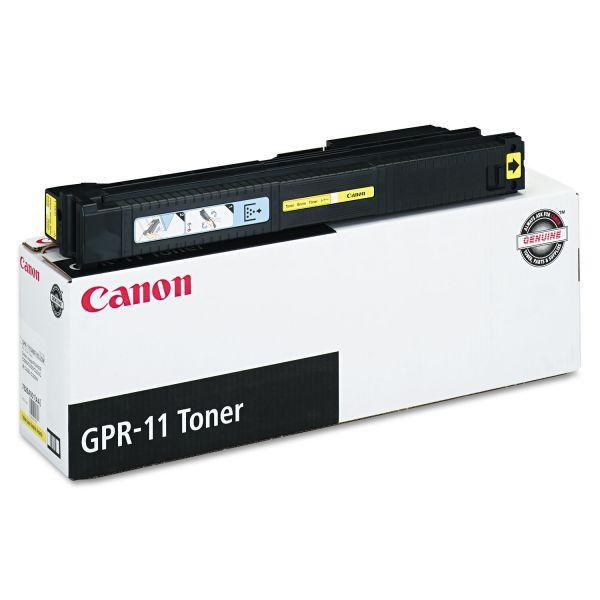 Canon GPR-11 Yellow Toner Cartridge (7626A001AA)