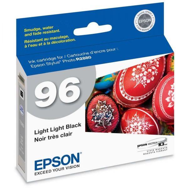 Epson T0969 Light Light Black Ink Cartridge (T096920)