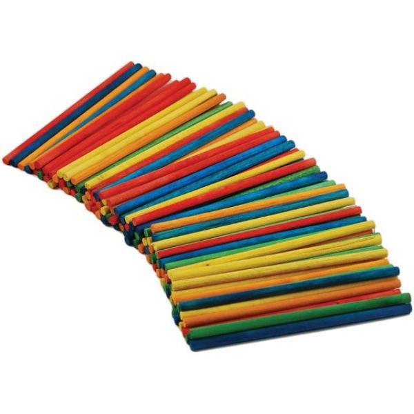 Craft Colored Match Sticks