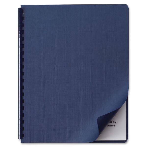 GBC Linen Weave Standard Presentation Binding Covers