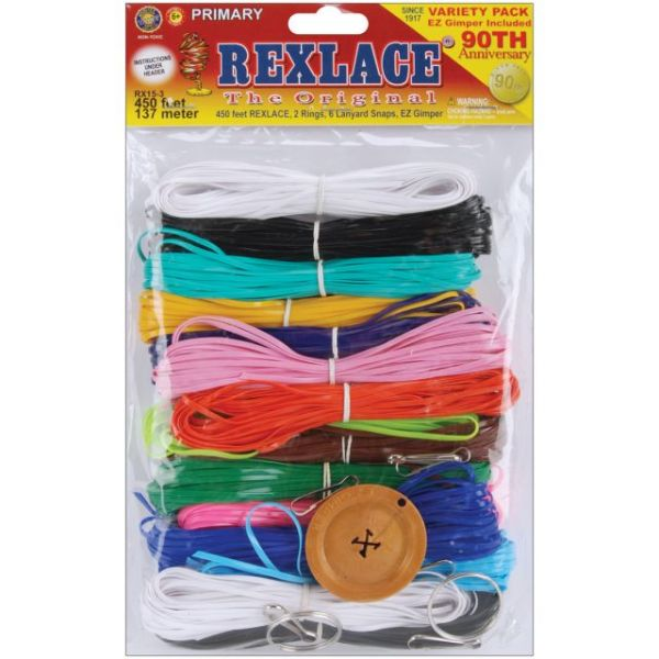 Rexlace Plastic Lacing Kit